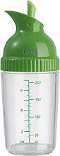 Luoji Salad Dressing Shaker Bottle Universal