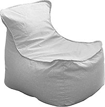 LuoMei Bean Bag Lazy Sofa Breathable Fabric with