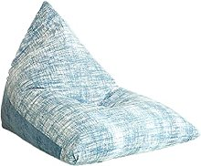 LuoMei Bean Bag Lazy Sofa Chair Lounger Sofa with