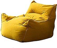 LuoMei Bean Bag Sofa Chair with Granular Filling