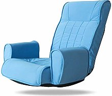 LuoMei Lazy Sofa Bean Bag Sofa Chair with Armrests