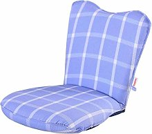 LuoMei Lazy Sofa Bean Bag with Adjustable Backrest