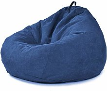LuoMei Lounger Classic Bean Bag Lazy Sofa Chair