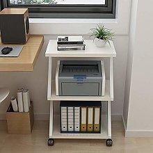 LuoMei Printer Desktop Stands Printer Racks
