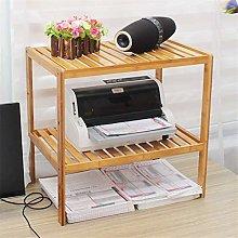 LuoMei Printer Desktop Stands Printer Shelf Rack