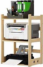 LuoMei Printer Desktop Stands Solid Printer Racks