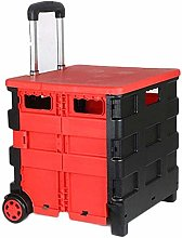 LuoMei Shopping Cart Car Storage Box Grocery
