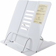 luosh Book Stand Portable Metal Adjustable Reading