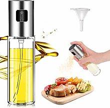 LUOWAN Oil Sprayer Dispenser, Vinegar Sprayer,