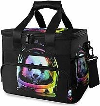 LUPINZ Tote Cooler Bag Cool Animal Astronaut Panda