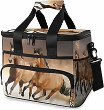 LUPINZ Tote Cooler Bag Sturdy Steeds Cool Animal