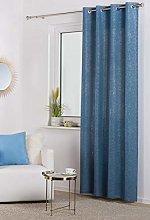Lure Curtain Blue