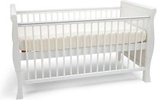 Lusk Cot Bed with Mattress Isabelle & Max