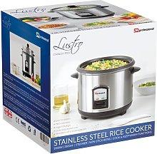 Lustro Rice Cooker SQ Professional Size: 2.8L