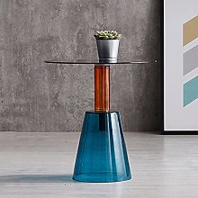 LUWOFU Outdoor coffee table bed side table modern