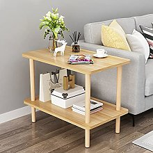 LUWOFU Side tables living room bedside tables