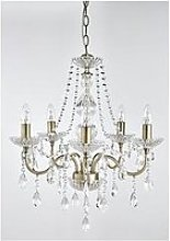 Luxe Collection Alessandra 5-Light Pendant