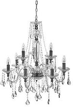 Luxe Collection Century 9 Light Chandelier