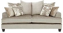 Luxe Collection - Opal 2-Seater Fabric Sofa