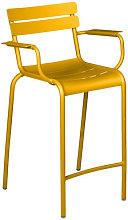 Luxembourg Bridge Bar chair - / H 69.5 cm -