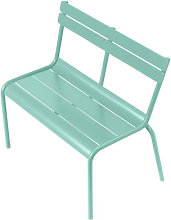 Luxembourg Kid Children's bench by Fermob Blue
