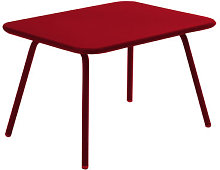 Luxembourg kid Children table - 75 x 55 cm by