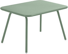 Luxembourg Kid Children table by Fermob Green