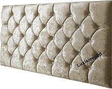 luxisleepltd,,4ft6 Alton Style with diamonds