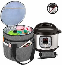 Luxja Carrying Bag Compatible with Instant Pot (8