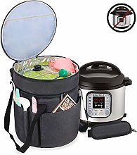 Luxja Carrying Bag for Instant Pot Duo V2 7-in-1,