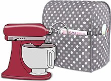 Luxja Dust Cover Compatible with 4.5-Quart and