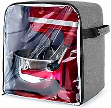 Luxja Dust Cover for 6-8 Quart KitchenAid Mixers