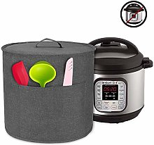 Luxja Dust Cover for Instant Pot Duo 6 Litre,