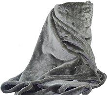 Luxurious Faux Fur Mink Blanket Throw Sofa Cover