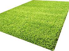 Luxurious shaggy rug - 80X150 - Green