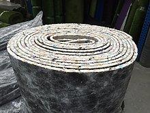 Luxury 10mm Thick PU Carpet Underlay Rolls   11m