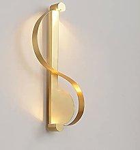 Luxury All Copper Indoor Wall Lighting Decor