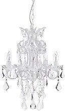 Luxury Lux 5 Light Chandelier Butlers