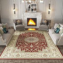 Luxury Persian Pattern Anti Slip Area Rugs