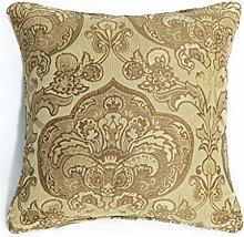 Luxury Sofa Bed Geometric Pair Cushion Covers