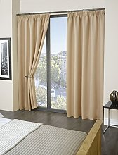 Luxury Thermal Supersoft Blackout Curtains