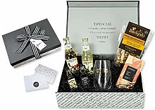 Luxury Whiskey Gift Box with Highball Glass & Gift