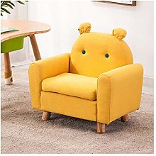 Luyiyi Children's Fabric Sofa Lazy Couch Thick