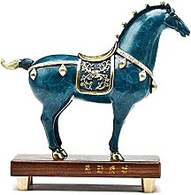 LUYIYI Pure Copper Tangma Decoration Crafts Living