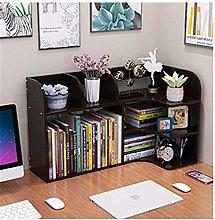 Luyshts Bookshelf Rack Children's Desktop