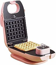 Luyshts Sandwich Toaster Non-Stick Waffle Maker
