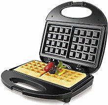 Luyshts Waffle Irons Waffle Maker, Home 2 Slice
