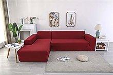 LVLUOKJ Stretch L Shape Sofa Covers, Sectional