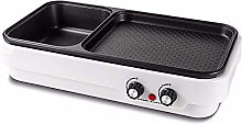 LVYE1 MRMF Grills Indoor Machine, Hot Pot Portable