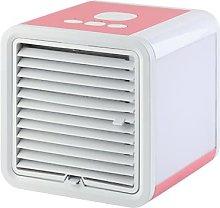 LVYE1 MRMF Mini USB Air Cooler, Small Cooling Fan,